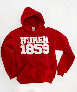 München Huren 1859 Anti 1860 Hoodie Rot