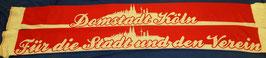 Köln für die Stadt und den Verein Seidenschal