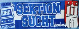 Hamburg Sektion Sucht Aufkleber