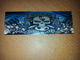 150 Schalke Never walk alone