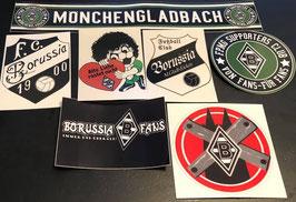 Mönchengladbach Szeneklebermix 6702