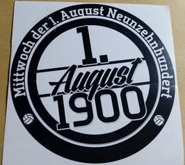 150 Gladbach Birthday Aufkleber