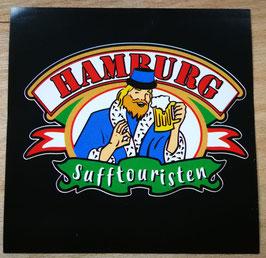 Hamburg Sufftouristen Aufkleber