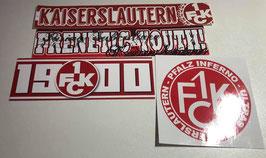 Kaiserslautern Szeneklebermix 12298
