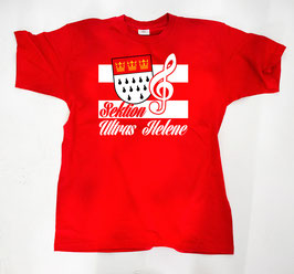 Köln Sektion Helene Shirt Rot