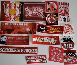 München Szeneklebermix 1388