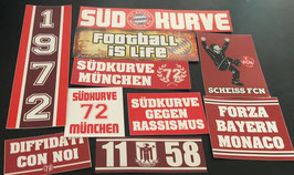München Szeneklebermix 6741