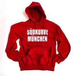 München Südkurve Rot Hoodie