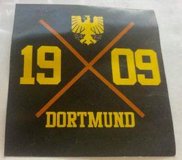 Dortmund 1909 Kreuz Aufkleber