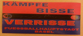 150 Basel Kämpfe Bisse Aufkleber