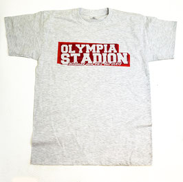 München Olympiastadion Shirt Grau