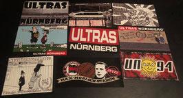 Nürnberg Szeneklebermix 12121