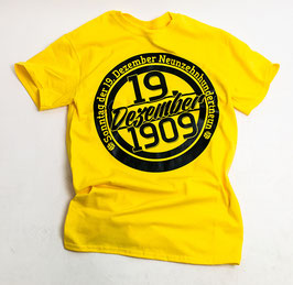 Dortmund Birthday Shirt Gelb