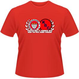 Köln Gründungslogo Shirt rot