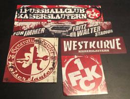 Kaiserslautern Szeneklebermix 12018