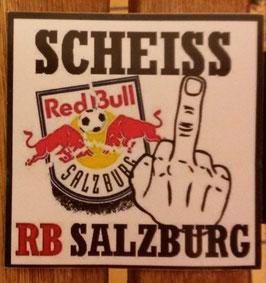 150 Scheiss RB Salzburg Aufkleber