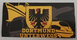 Dortmund unterwegs Aufkleber