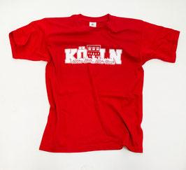 Köln meine Stadt mein Verein Shirt Rot