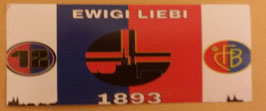 150 ewigi liebi Aufkleber Basel