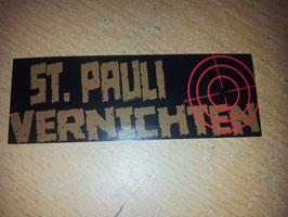 Sankt Pauli vernichten