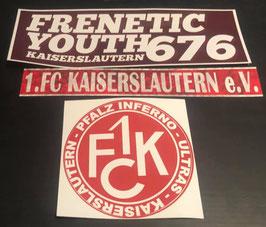 Kaiserslautern Szeneklebermix 12050