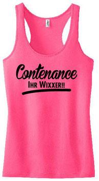 Contenance ihr Wixxer Tanktop Pink