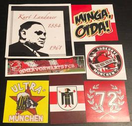 München Szeneklebermix 6182