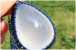 Girasol Drop Pendant
