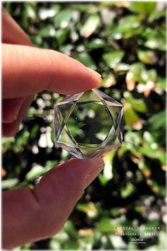 ヘキサグラム水晶