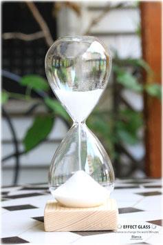 EFFECT GLASS/レムリアン砂時計