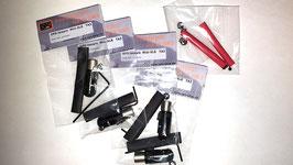 4x OPS-lowpro Mini XLR, 6x OPS-spezial Mini XLR 70cm