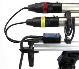 Connect-Box2  -  für M/S Stereo-Paare mit 2x XLR 3-pin