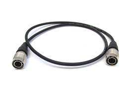 Hirose 4pin Kabel   4M - 4M