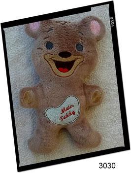 Teddy zum Kuscheln,27cm