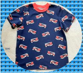 Jungen-T-Shirt, kurze Ärmel, selbstgenäht!