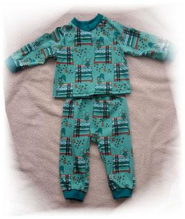 Babyschlafanzug für Mädchen
