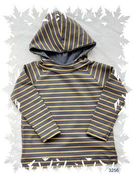 Kinder-Hoodie aus French Terry!