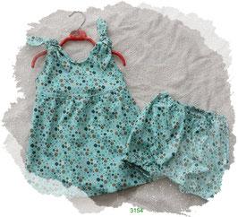 Babykleidchen mit dazu passender Pumphose!