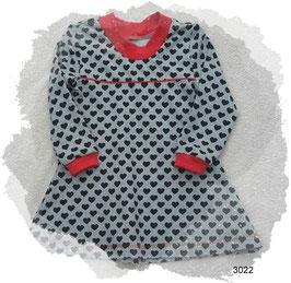 Mädchenkleid, Kinderkleid aus Sommersweatstoff!