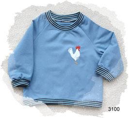 Sweatshirt aus French Terry, für's ganze Jahr zu tragen!