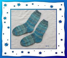 Babysocken aus 8-fädiger Sockenwolle