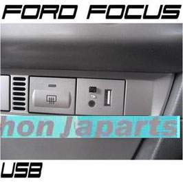 FORD FOCUS MK2 TOMA USB