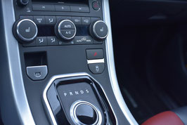 RANGE ROVER EVOQUE PLACA BOTON CONTROL TRACCION DESCENSO