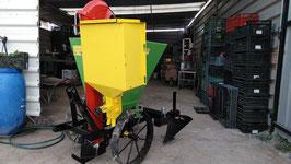 Abonadoras para plantadoras de papas