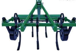 Cultivador con rodillo 120cm