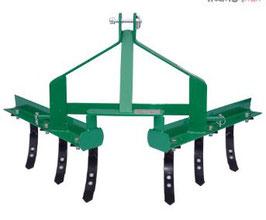 Cultivador 6 puntas 125cm