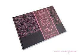 Gästebuch zur Hochzeit - Zwei Herzen
