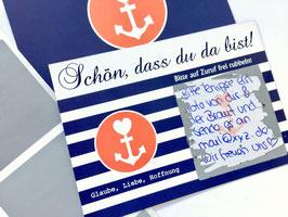 Rubbelkarten Maritim