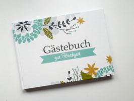 Gästebuch zur Hochzeit - Boho