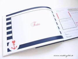 Gästebuch zur Hochzeit - Maritim